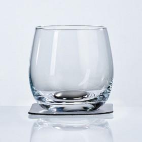 Bild på Magnetiska dricksglas i kristall Silwy, 2-pack 25 cl
