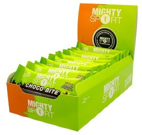 Bild på Mighty Sport Choco Bite 18 st