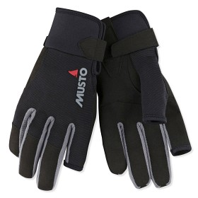 Bild på Musto Essential Sailing Glove L/F - Black