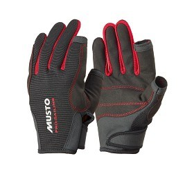 Bild på Musto Essential Sailing Glove L/F - Black (2017)