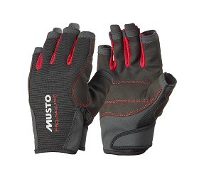 Bild på Musto Essential Sailing Glove S/F Black (2017)
