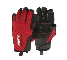 Bild på Musto Essential Sailing Glove S/F Red (2017)