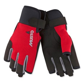Bild på Musto Essential Sailing Glove S/F - Red