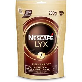 Bild på Nescafe Snabbkaffe Lyx Mellanrost 200g