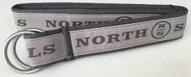 Bild på North Sails D-ring Belt - Grey