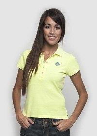 Bild på North Sails Polo Fluo Bright Yellow