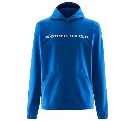 Bild på North Sails Race Soft Shell+ Hoody - Ocean Blue