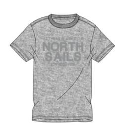 Bild på North Sails T-shirt Classic - Grey