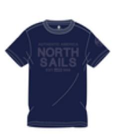 Bild på North Sails T-shirt Classic - Navy