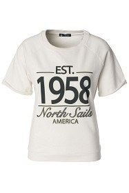 Bild på North Sails T-shirt Dam - Vit