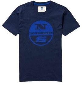 Bild på North Sails T-shirt Jo Navy