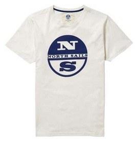 Bild på North Sails T-shirt Jo Vit