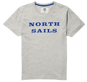 Bild på North Sails T-shirt Ma Grå