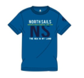 Bild på North Sails T-shirt NS - Royal