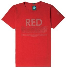 Bild på North Sails T-Shirt S/S with Print - Red