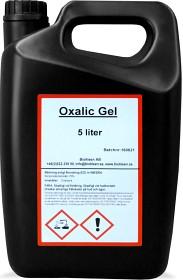 Bild på Oxalic Gel 5L