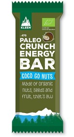 Bild på Kleen Paleo Crunch Energy Bar Coco Go Nuts 47 g