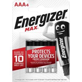 Bild på Paradigm batteri 1,5V AAA 4 st