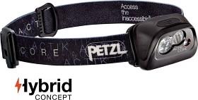 Bild på Petzl Actik Core 350 lm Svart - Uppladdningsbar