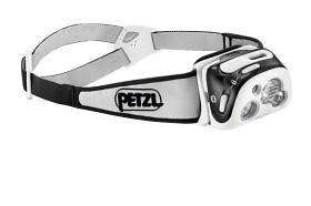 Bild på Petzl Reactik+ 300 lumen Svart - Uppladdningsbar