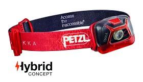 Bild på Petzl Tikka 200 lumen Röd