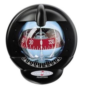 Bild på Plastimo Kompass  Contest 101 svart röd ros