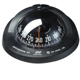 Bild på Plastimo Kompass  Offshore 95 flush svart svart konisk ros