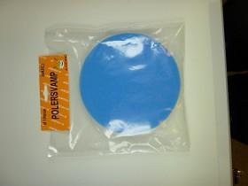 Bild på Polersvamp Hard Blå 125mm