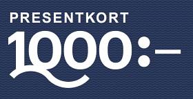 Bild på Presentkort 1000 kr