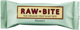 Bild på Rawbite Peanut 50 g