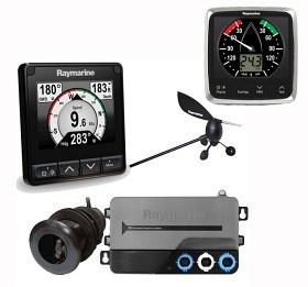 Bild på Raymarine i70s System Pack + i60 Wind