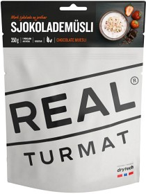 Bild på Real Turmat Chokladmüsli 439 kcal