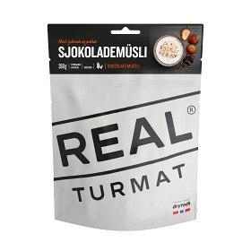 Bild på Real Turmat Chokladmüsli (Vegetarisk)
