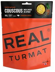 Bild på Real Turmat Couscous med linser och spenat (Vegetarisk) 509 kcal