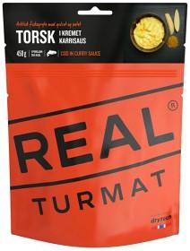Bild på Real Turmat Torsk i Krämig Currysås 386 kcal