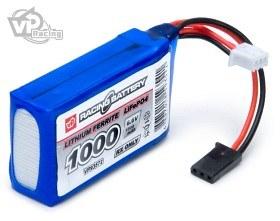 Bild på Vapex Tech Receiver Battery Li-Fe 6,6V 1000mAh Cube