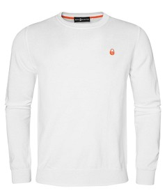 Bild på Sail Racing BOWMAN CREWNECK - WHITE