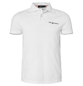 Bild på Sail Racing Bowman Logo Polo - White 17