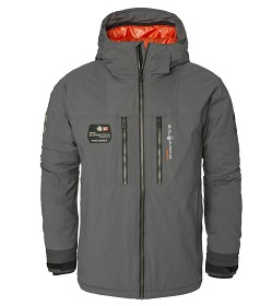Bild på Sail Racing Glacier Bay Jacket - Dark Grey