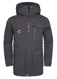 Bild på Sail Racing Glacier Bay Parka - Phantom Grey