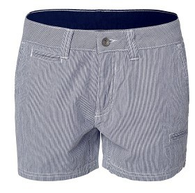 Bild på Sail Racing Grinder Shorts Striped W - Navy/White Stripe