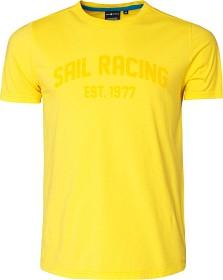 Bild på Sail Racing GRINDER TEE #2 - LIGHT YELLOW
