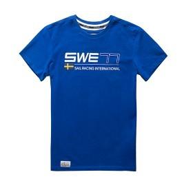 Bild på Sail Racing Loft Tee SWE - Race Blue