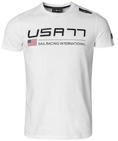 Bild på Sail Racing Race International Tee - White