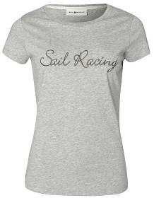 Bild på Sail Racing Tee W - Grey Melange