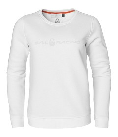 Bild på Sail Racing W Gale Sweater - White