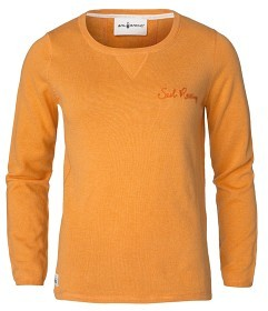 Bild på Sail Raing Grinder Crewneck W - Orange