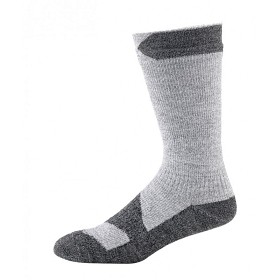 Bild på Sealskinz Waterproof Walking Thin Mid Grey Marl/Dark Grey Marl