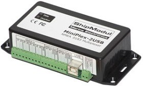 Bild på Shipmodul MiniPlex-2USB