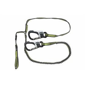 Bild på Spinlock 2 Clip & 1 Link Elasticated Performance Safety Line